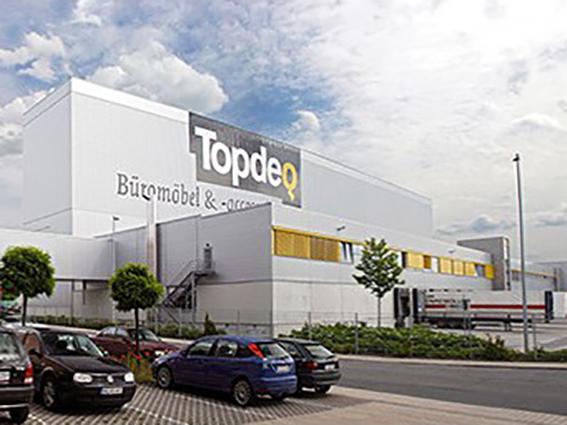 Elektro wegener b ro verwaltungsgeb ude for Topdeq pfungstadt